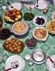 خداحافظ رمضان: گزارش تصویری از سفره های افطاری در کشورهای مختلف