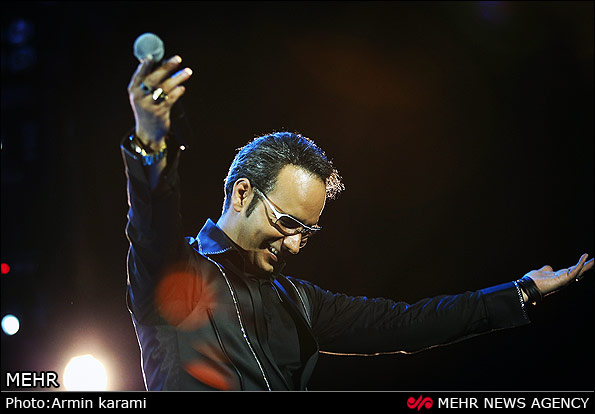 کنسرت شهرام شکوهی - تهران (عکس)