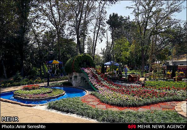 نمایشگاه گل و گیاه کرج (عکس)