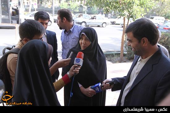 سمت فاطمه هاشمی دختر هاشمی رفسنجانی دادگاه فاطمه هاشمی خانواده هاشمی رفسنجانی اتهام فاطمه هاشمی
