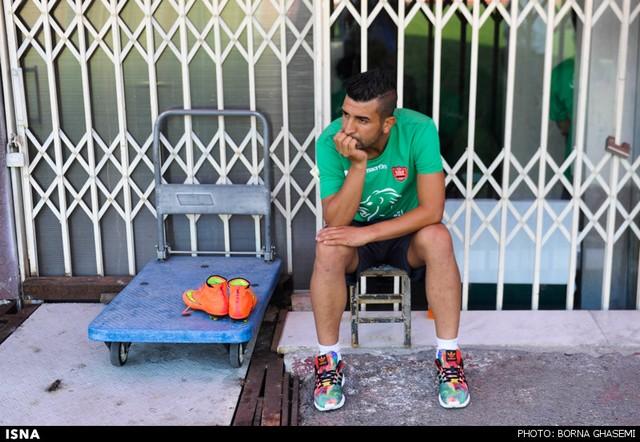 برکناری علی دایی از پرسپولیس (عکس)