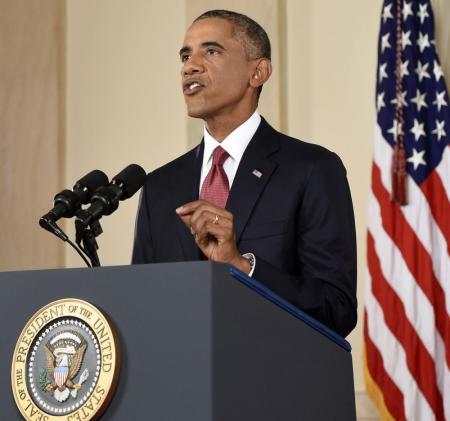اوباما: صدور مجوز حمله به داعش در سوریه/ عربستان میزبان آموزش نظامی مخالفان اسد
