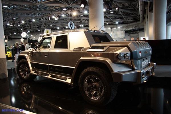 گران قیمتترین خودروهای شاسی بلند 2014