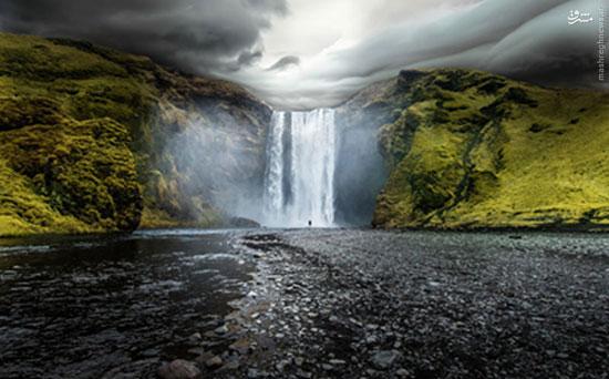 هفت آبشار که نفستان را میگیرد (عکس)