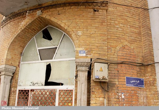 موزه ای که متروکه شده (عکس)