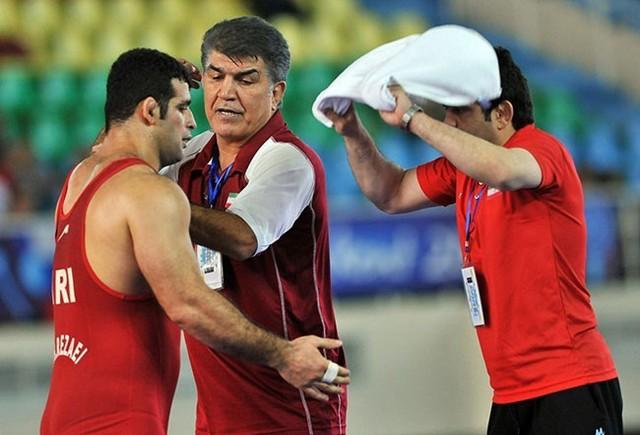 قهرمانی کشتی فرنگی ایران (عکس)