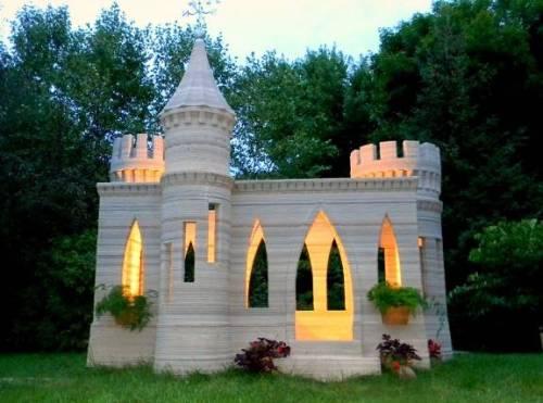 معماری نوین با چاپگرهای سهبعدی (عکس)