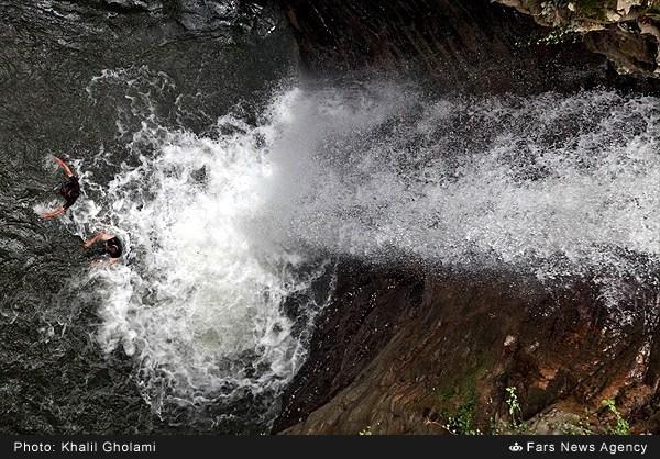 آبشار ویسادار - گیلان (عکس)