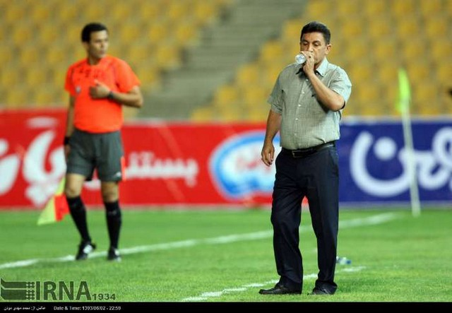برتری تیم فوتبال استقلال تهران مقابل پیکان (عکس)