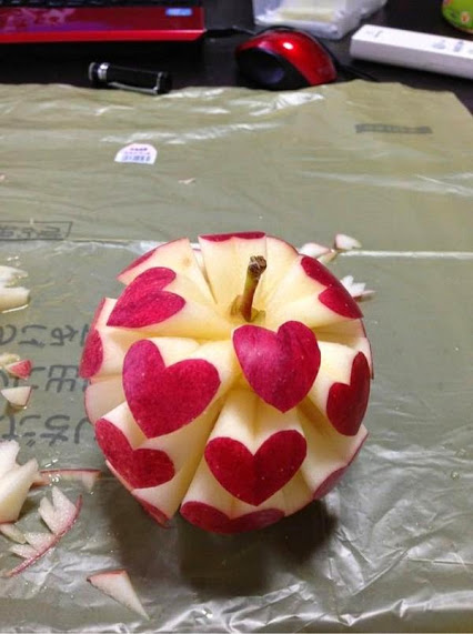سیب عشق (عکس)