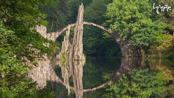 زیباترین و عجیبترین پلهای جهان (+عکس)