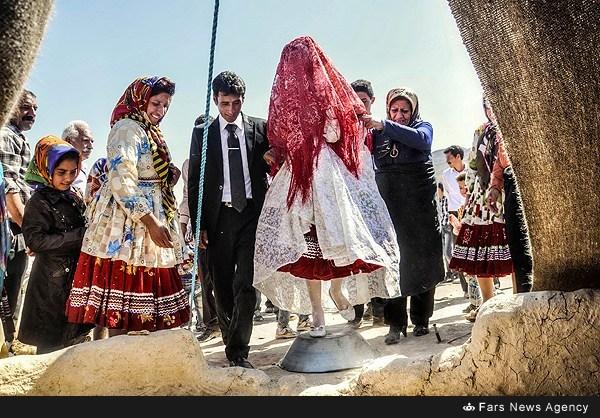 عروسی سنتی عشایر خراسان (عکس)