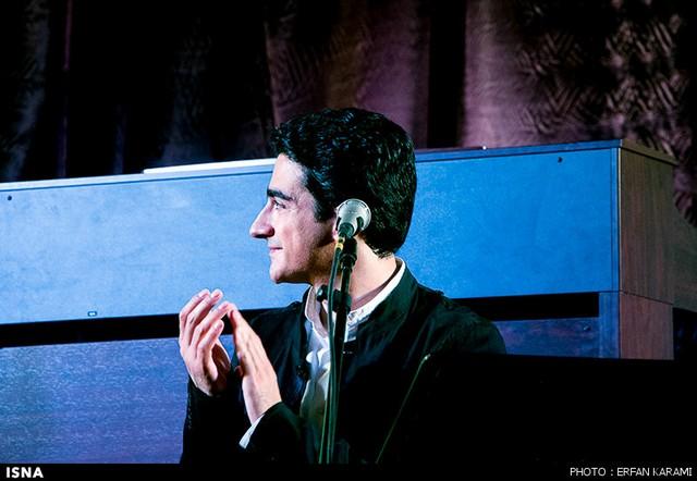 کنسرت همایون شجریان - کرمانشاه (عکس)