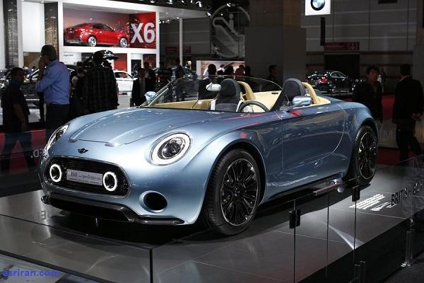 نگاهی کوتاه به نمایشگاه خودرو پاریس