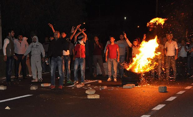 14 کشته و صدها زخمی در اعتراضات گسترده سه شنبه شب در مناطق کردنشین ترکیه