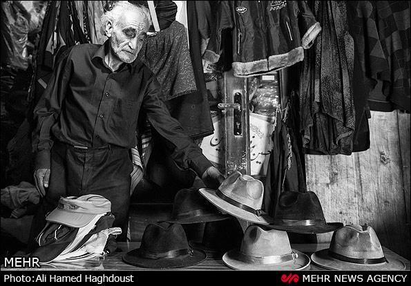 بازار تاریخی تبریز (عکس)