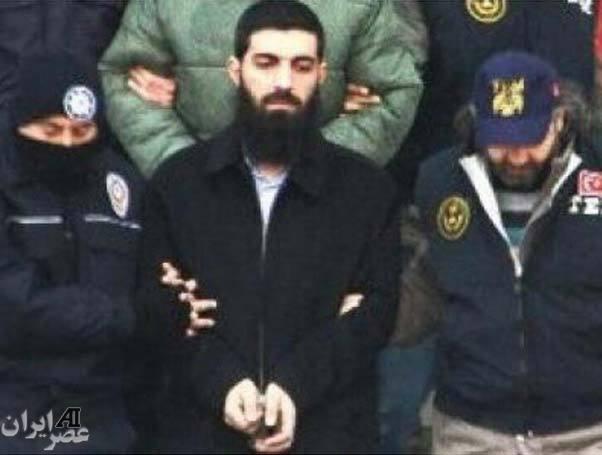 آزاد شدن رهبر معنوی داعش در ترکیه(عکس)