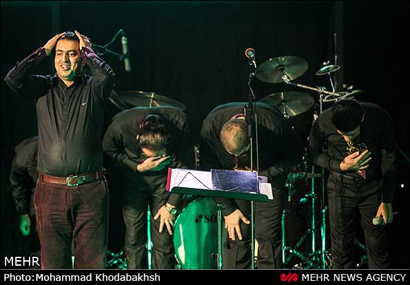 کنسرت های خوانندگان پاپ در نوروز در تهران در کنسرت خواجه امیری چه گذشت؟ - تاکوما