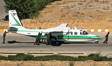 سقوط هواپیمای ناجا با 7 سرنشین