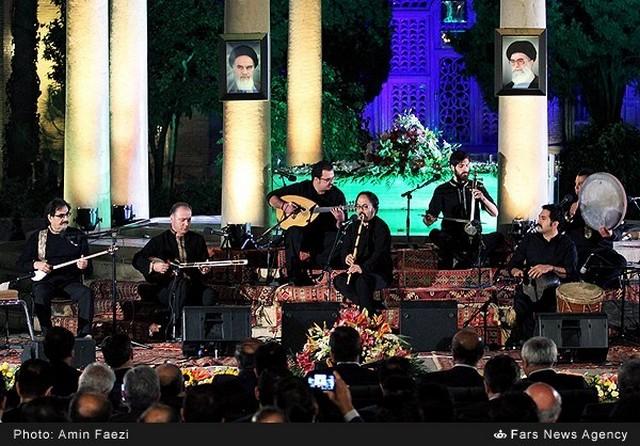 یاد روز حافظ - شیراز
