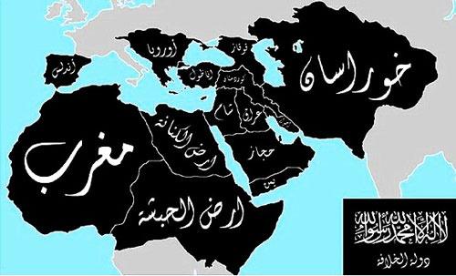 فاصله واقعی تروریست های داعش با ایران چقدر است؟