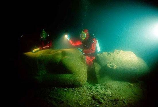 کشف شهر گمشده بعد از 1200 سال (+عکس)