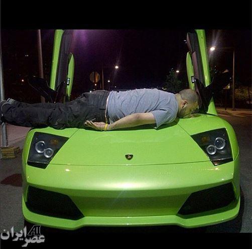 صفحه اینستاگرامی بچه عرب های پولدار هم آمد (+عکس)