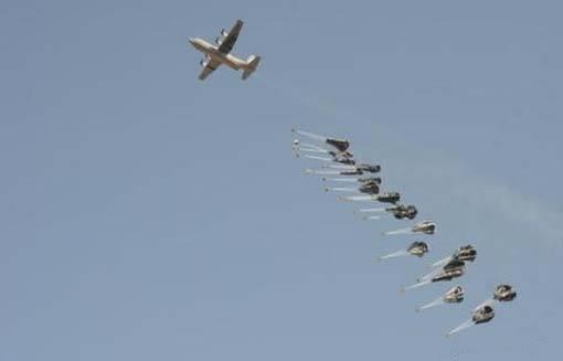 آمریکا از هوا برای کردهای کوبانی سلاح ریخت