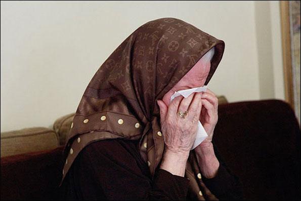 پای درد و دلهای ملکه رنجبر؛ این بغض و اشک را کسی نمیبیند
