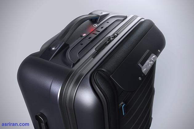 چمدان هوشمند!
