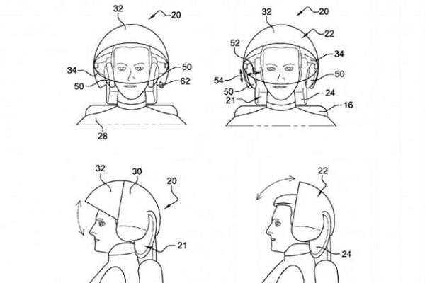 پرواز بدون استرس با کلاه ابداعی «ایرباس»
