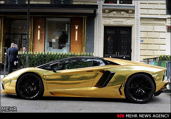 گران قیمت ترین خودروی جهان (+عکس)
