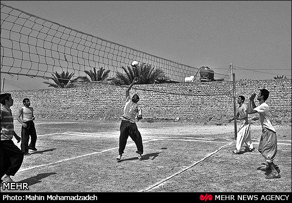 کمپ معتادان سیستان و بلوچستان (عکس)