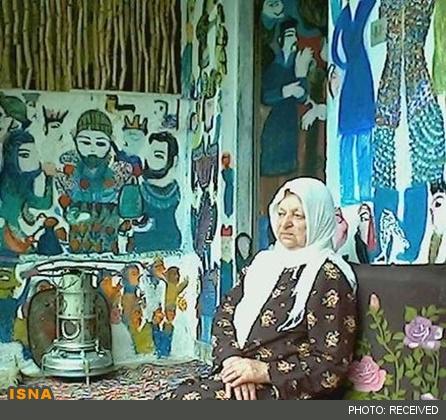 زن ایرانی که در 70 سالگی مشهور شد (+عکس)