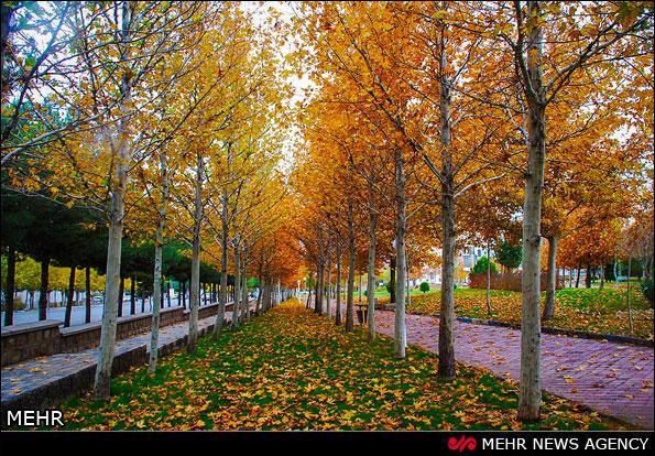 طبیعت پائیزی روستاهای خراسان (عکس)