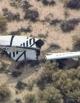 دومین حادثه بد فضایی برای آمریکا: سقوط یک سفینه دیگر(+عکس)
