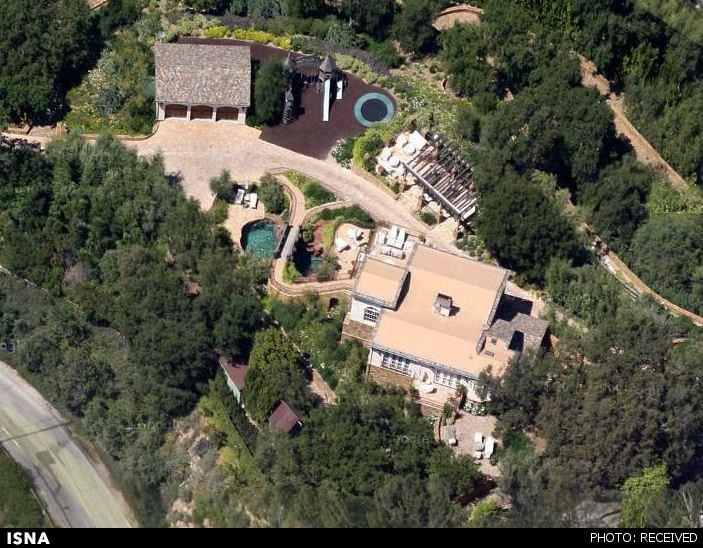 خانه 59 میلیون دلاری «تام کروز» برای ...