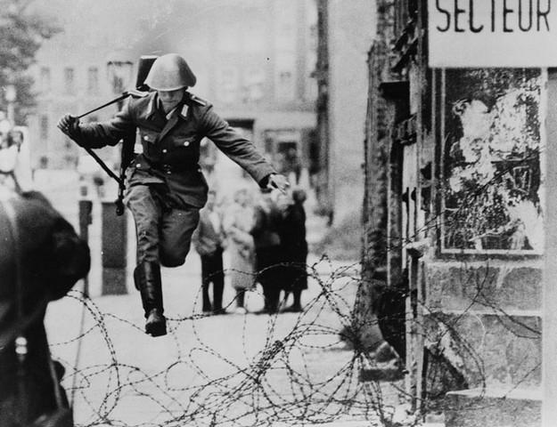 دیوار برلین از پیدایش تا فروپاشی (+عکس)