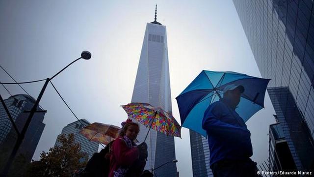 ساختمان جدید تجارت جهانی؛ مرتفع ترین ساختمان آمریکا (+عکس)