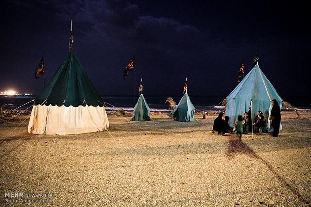 اعلام آماده باش در استان بوشهر بندر سیراف بوشهر+ تصاویر