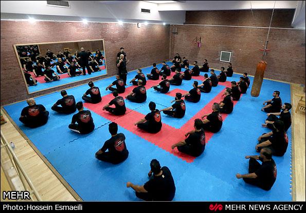 مدرسه تربیت بادیگارد (+عکس)