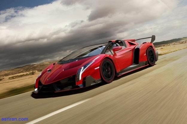 گران قیمتترین خودروهای جهان