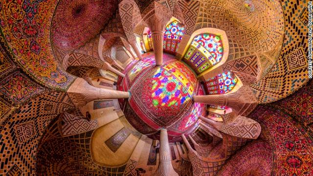 سی ان ان : معماری مساجد ایران خیره کننده است (+عکس)