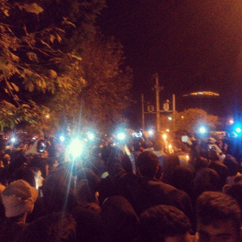 تجمع هواداران پاشایی در سراسر کشور (+عکس)