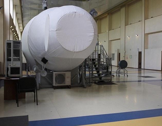 محل مخفی تمرین فضانوردان در مرکز سری روسیه+تصاویر - عصر دانش
