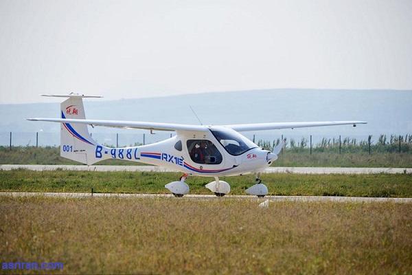 هواپیمای الکتریکی RX1E در آستانه تولید انبوه