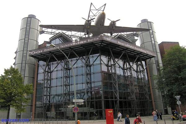 موزه فناوری آلمان (گزارش تصویری)