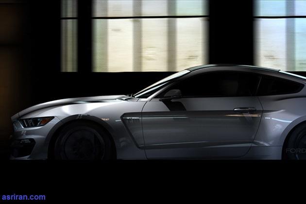 شلبی GT350 با قدرت باز می گردد!