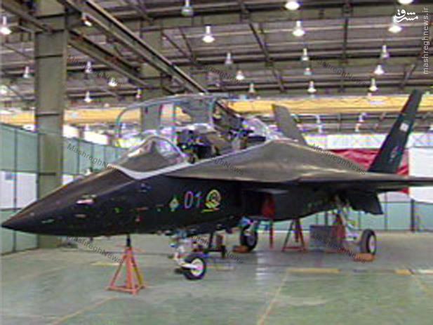 رونمایی از «برهان»؛ جدیدترین جنگنده ایرانی (+عکس)