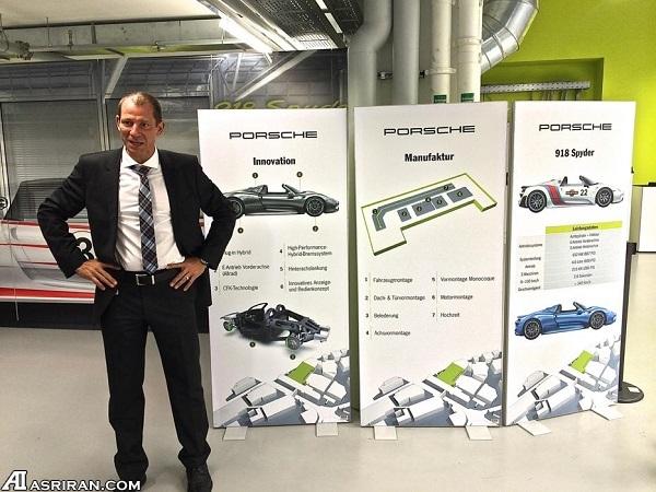 خط تولیدی برای 918 خودرو! (گزارش تصویری)